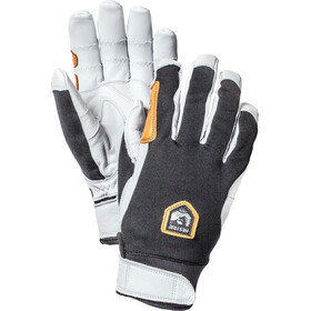 Hestra Ergo Grip Active Guantes, black/off-white